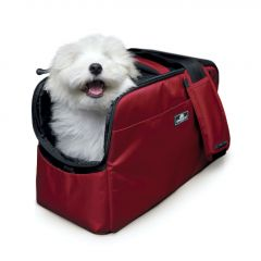 comfy airline approved dog carrier and crash tested car seat