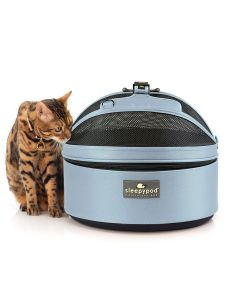 award winning pet bed, carrier and crash tested car seat