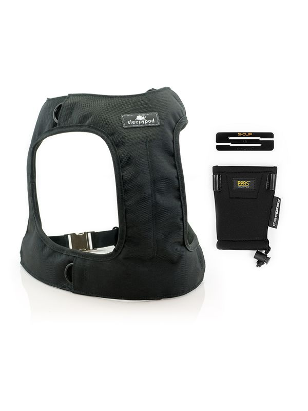 Clickit Terrain Plus  (Includes harness, S-clip and Buckle Shield)