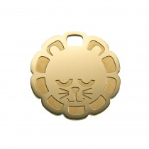 Lion Medium Pendant
