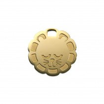 Lion Small Pendant